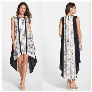 BCBG MAXAZRIA McKayla Low High Dress
